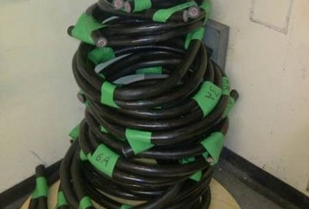 Heavy duty cabling